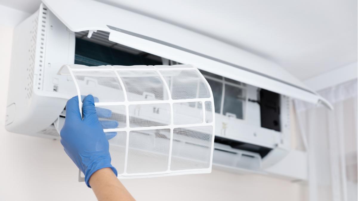 冷氣口也是黴菌的溫床