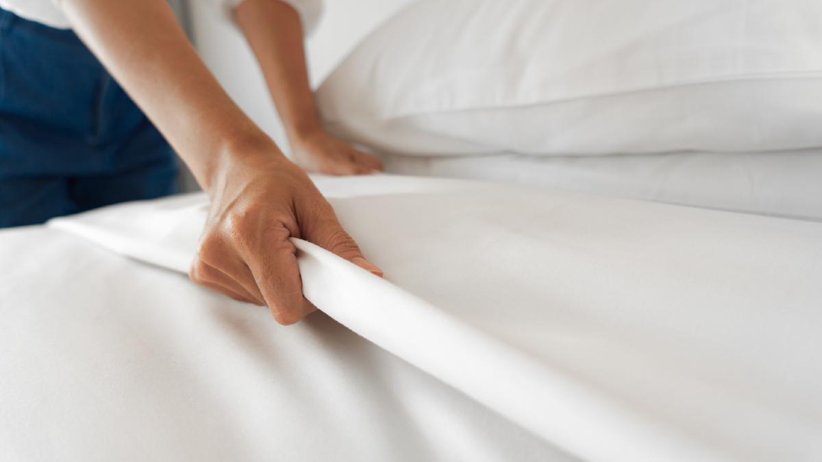 寢具需時常清洗以防止黴菌滋生